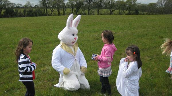Prospect Easter Bunny